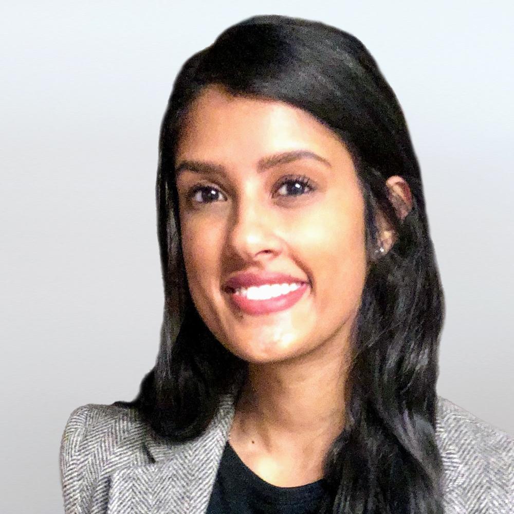 Image of Greenleaf employee Meghana Venkatesh