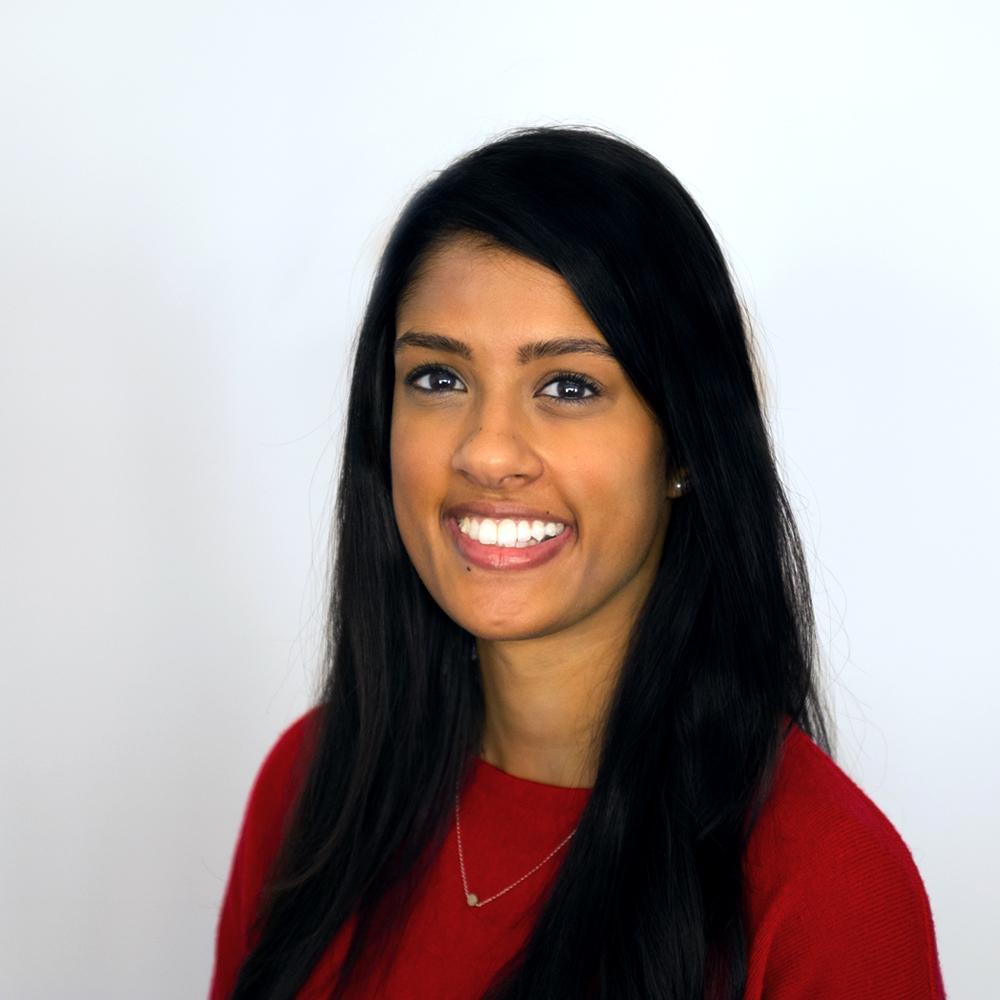 Meghana Venkatesh headshot