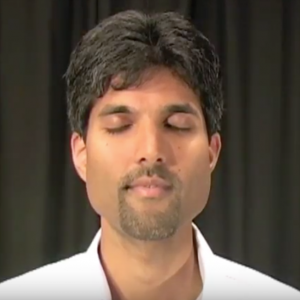 Screenshot of Dr. Siddharth Ashvin Shah breathing video for Greenleaf Integrative