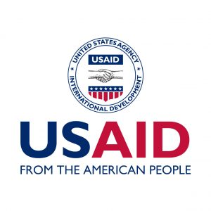 USAID American People logo