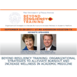 Alleviating Burnout: One Conference's Structural Take on this Industry-Wide Issue