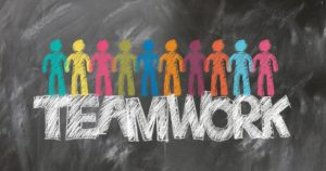 teamwork and connectedness