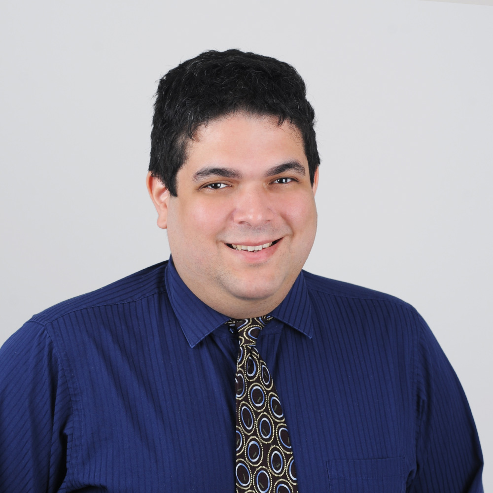 Image of Greenleaf employee Luis Diaz Laabes