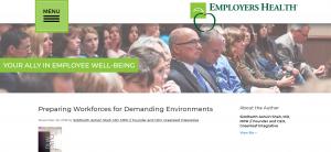 Preparing Workforces for Demanding Environments