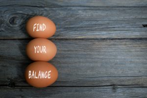 find your balance eggs - Greenleaf Integrative Mindful Meditation Audio