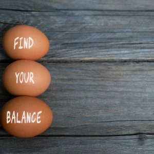 find your balance eggs - Greenleaf Integrative Mindful Meditation Audio