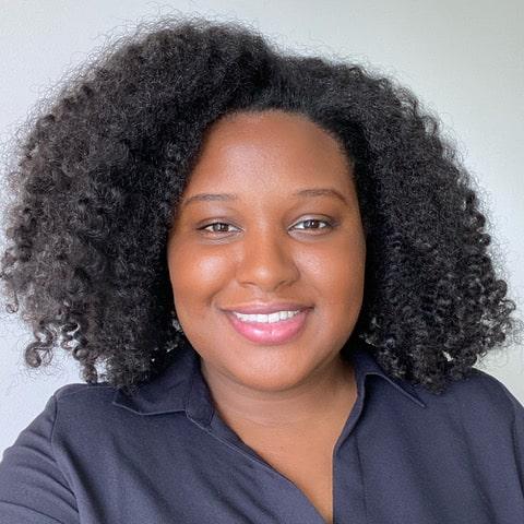 Greenleaf headshot of employee Kessie-Petit-Frere